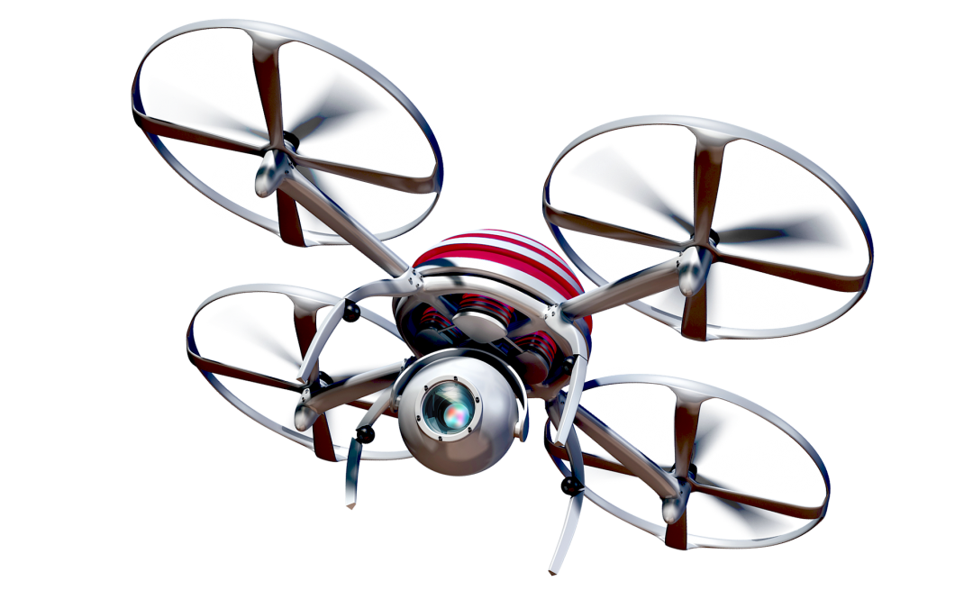 Vliegen met een drone? Doe het veilig!